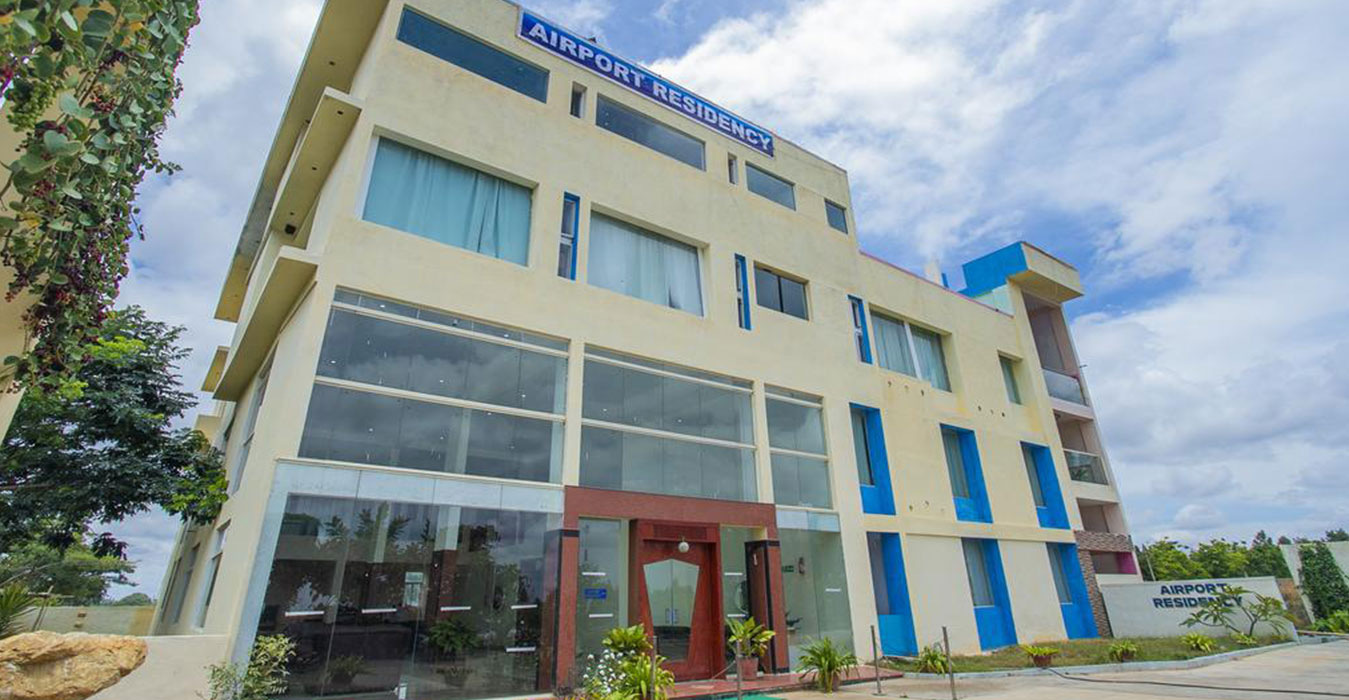 Welcome To Airport Residency (Kempegowda International Airport, Bangalore)